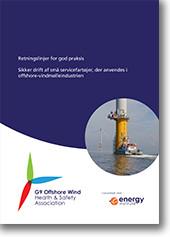 Danish - small service vessels cover