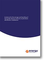 Fuel grade ethanol cover image