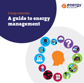 Energy management essentials guide cover