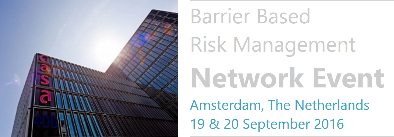 Barrier based network event