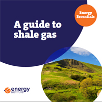 shale gas guide cover
