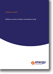 Offshore workers medical study cover