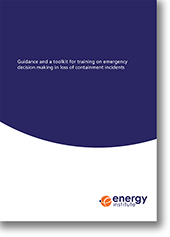 Guidance & toolkit for LOC incidents cover